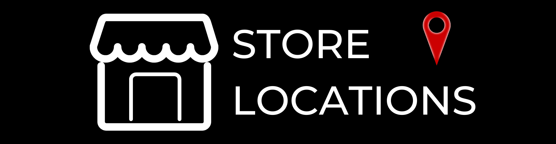 Store locations banner